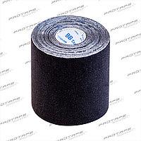 Кинезио тейп BBTape 7,5см × 5м черный