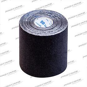 Кинезио тейп BBTape™ 7,5см × 5м черный