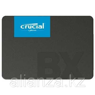 SSD диск Crucial BX500 480Gb CT480BX500SSD1T