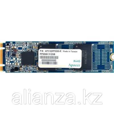 SSD диск Apacer PPSS80 512Gb AP512GPPSS80-R