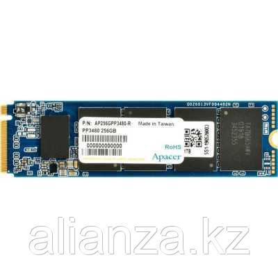 SSD диск Apacer PP3480 256Gb AP256GPP3480-R
