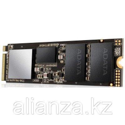 SSD диск A-Data XPG SX8200 Pro 512Gb ASX8200PNP-512GT-C