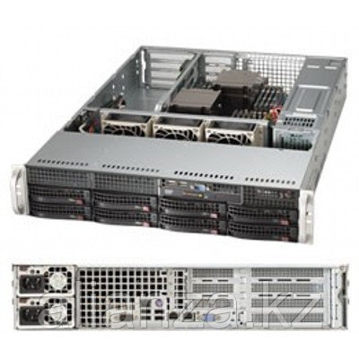 Сервер SuperMicro SYS-6028R-WTRT