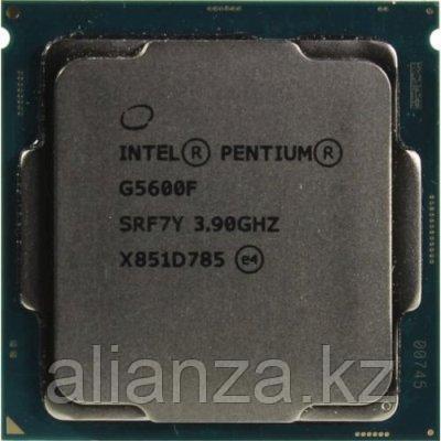 Характеристики Intel Pentium Gold G5600F OEM