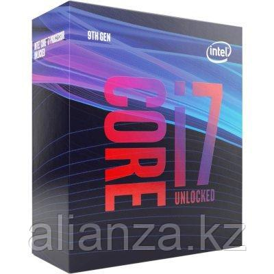 Характеристики Intel Core i7 9700K BOX
