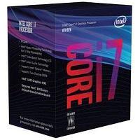 Характеристики Intel Core i7 8700 BOX