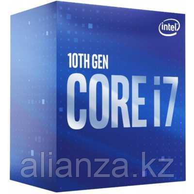 Характеристики Intel Core i7 10700K BOX