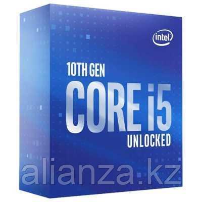 Характеристики Intel Core i5 10600KF BOX