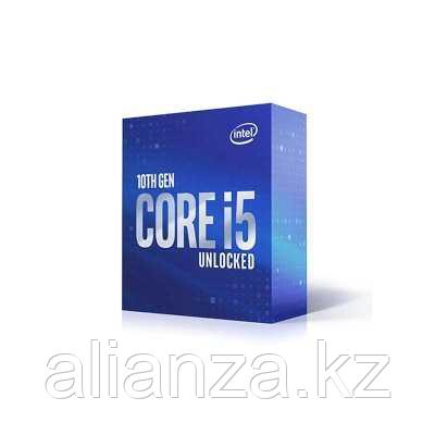 Характеристики Intel Core i5 10600K BOX