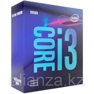 Характеристики Intel Core i3 9350KF BOX
