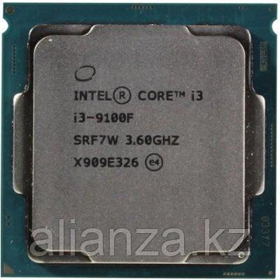 Характеристики Intel Core i3 9100F OEM