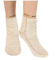 Носки из овечьей шерсти с резинкой и плоским швом