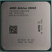 Характеристики AMD Athlon 200GE OEM