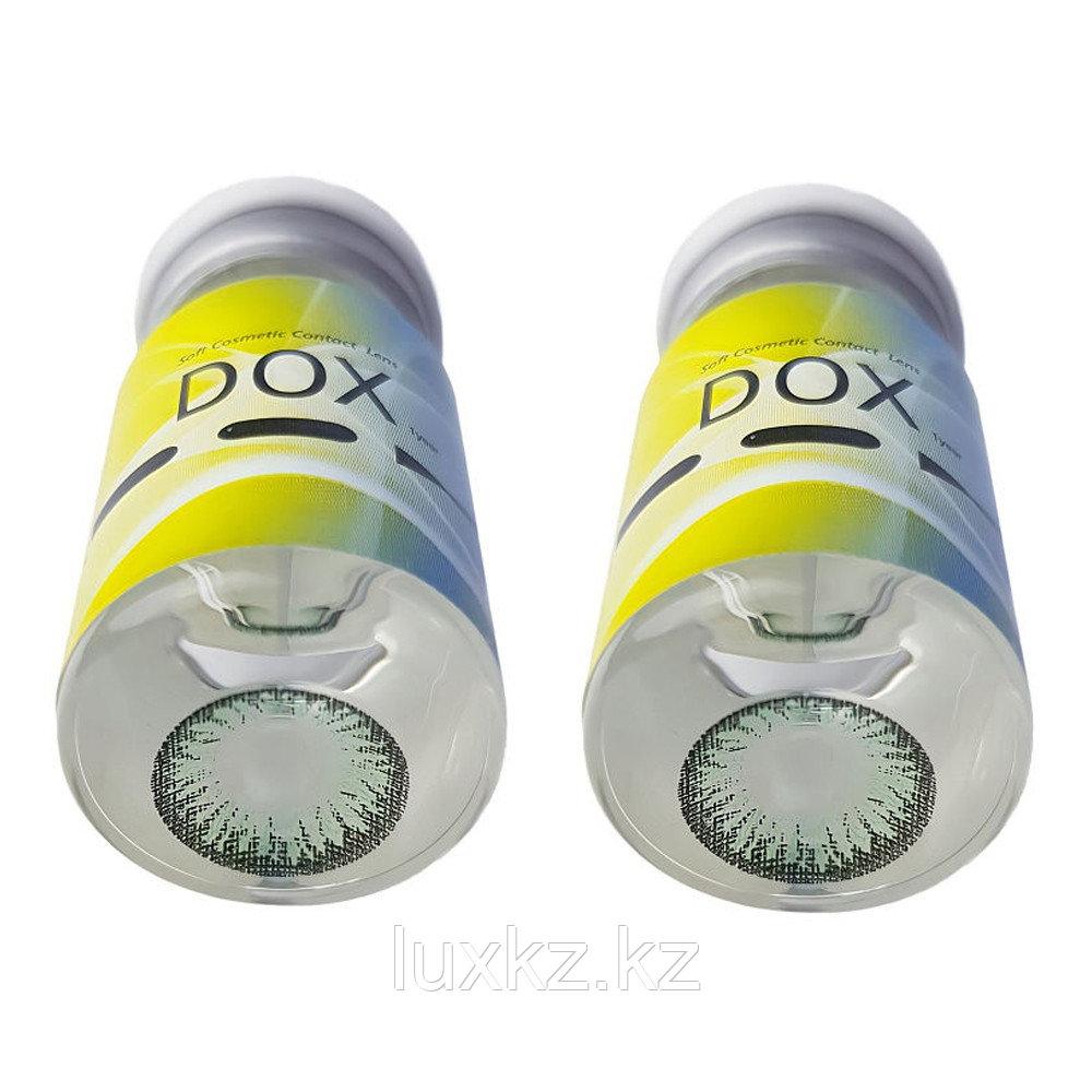 Цветные линзы DOX Cl 21 green - фото 2