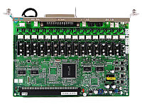 Плата расширения Panasonic -  KX-TDA0174XJ SLC16, фото 1