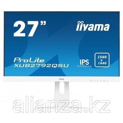 Характеристики Iiyama ProLite XUB2792QSU-W1