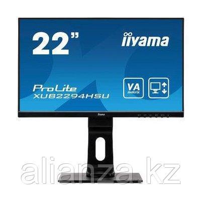 Монитор Iiyama ProLite XUB2294HSU-B1