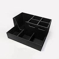 Диспенсер (органайзер) №8 для крышек, сахара, салфеток, трубочек и мешалок