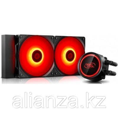 Кулер Deepcool Gammaxx L240T Red