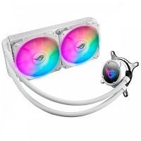 Кулер ASUS ROG Strix LC 240 RGB White