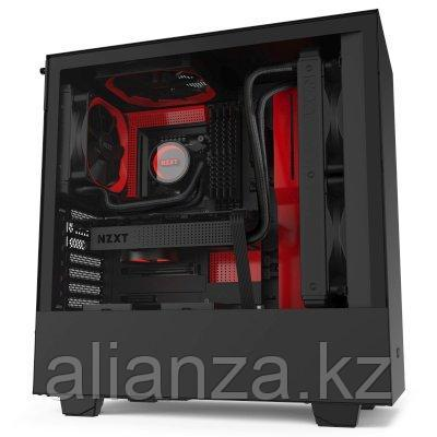 Корпус NZXT H510 Black-Red