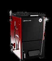 Котел твердотопливный полуавтоматический ZEUS 20 кВт