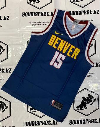 Баскетбольная Майка ( Джерси ) Denver Nuggets игрок Никола Йокич. Nikola Jokić, фото 2
