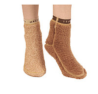 Носки из верблюжьей шерсти с резинкой и плоским швом