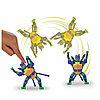 Turtles Донателло ниндзя-атака 15 см. серия ROTMNT , 81402, фото 3