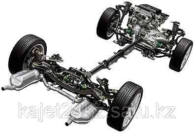 Ходовая часть на все марки Opel