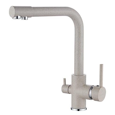 Смеситель для кухни фильтр + вода Casela CL540055K-3