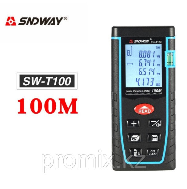 Лазерная рулетка  SNDWAY SW-T100