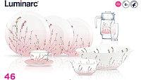 Столовый сервиз Luminarc Trompette 46 предметов на 6 персон, фото 1