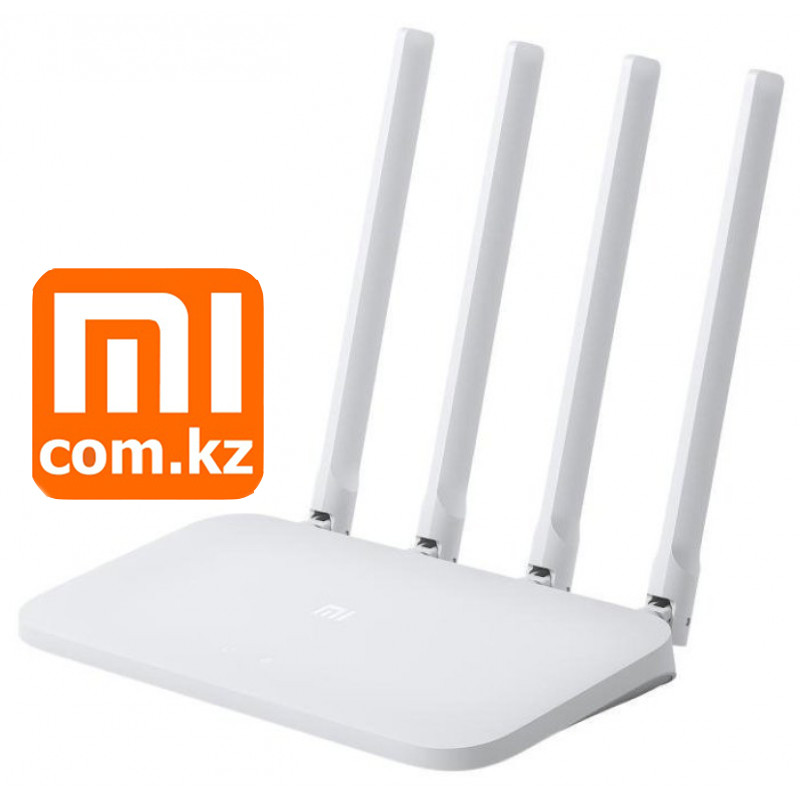 Роутер Xiaomi Mi WiFi Router 4A Gigabit, Оригинал. Арт.6673