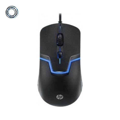 Мышь игровая HP M100 черный