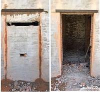 Монтаж проемов для окон и дверей