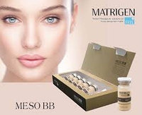 Matrigen Meso BB Brightening Control System Мезо bb сыворотка, 5 амп х 10 мл