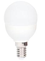 Лампочка светодиодная P45 6W 550LM E14 6400K / 6000K