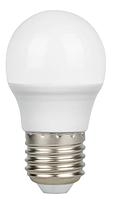 Лампочка светодиодная G45 6W E27 550LM 6000K ECOL LED 100