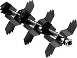Аэратор и скарификатор, 2 в 1, ЗУБР, ЗСЭ-32-1000, фото 6