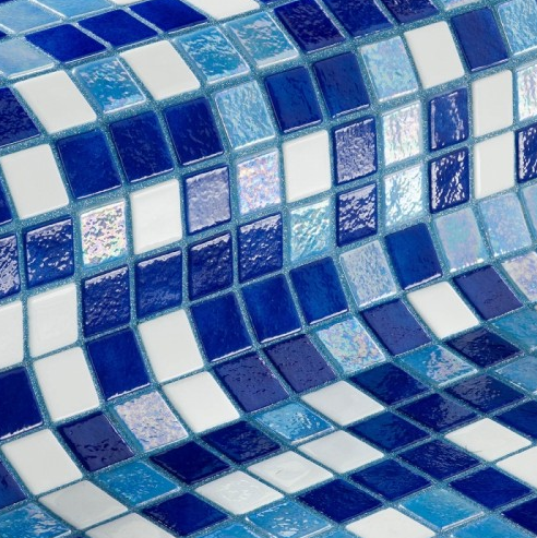 Мозаика для бассейнов Oasis MIX, Ezarri Испания