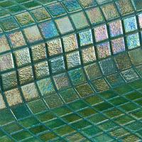 Мозаика для бассейнов Green Pearl, Ezarri Испания