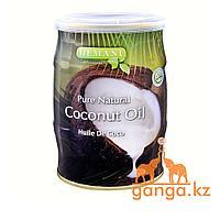 Кокосовое масло (Coconut oil HEMANI), 400 мл