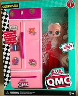 LOL кукла OMG Розовая кухня