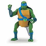 Turtles Леонардо ниндзя-атака, 15 см серия ROTMNT, 81401, фото 2