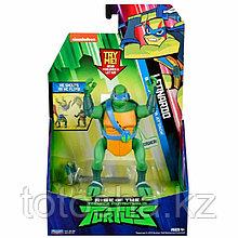 Turtles Леонардо ниндзя-атака, 15 см серия ROTMNT, 81401