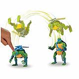 Turtles Леонардо ниндзя-атака, 15 см серия ROTMNT, 81401, фото 3