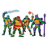 Turtles Леонардо ниндзя-атака, 15 см серия ROTMNT, 81401, фото 6