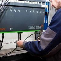 Проверка электронного или механического распределительного топливного насоса высокого давления (ТНВД) VE-типа