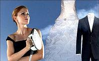Чистка свадебных нарядов